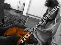 20110104_Makakadi_Unser Sohn Sebastian mit Macuma 9 Wochen alt_0358
